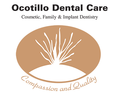 Chandler Ocotillo Dental Care Logo