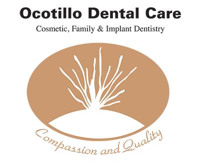 Chandler Ocotillo Dental Care Logo