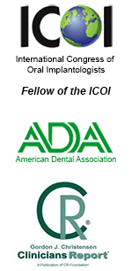 Dental credits and awards - Best of Chandler - professional dental associations